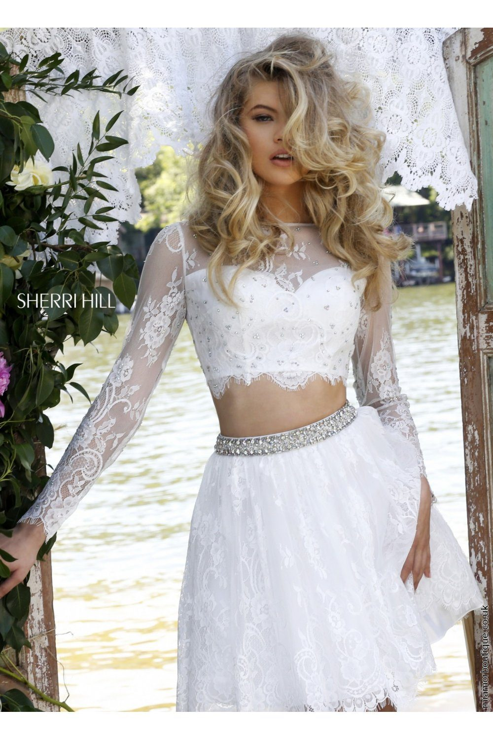 Sherri Hill 50073 Prom Dress