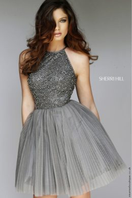 Sherri Hill as worn by Danielle Lloyd Prom Dress