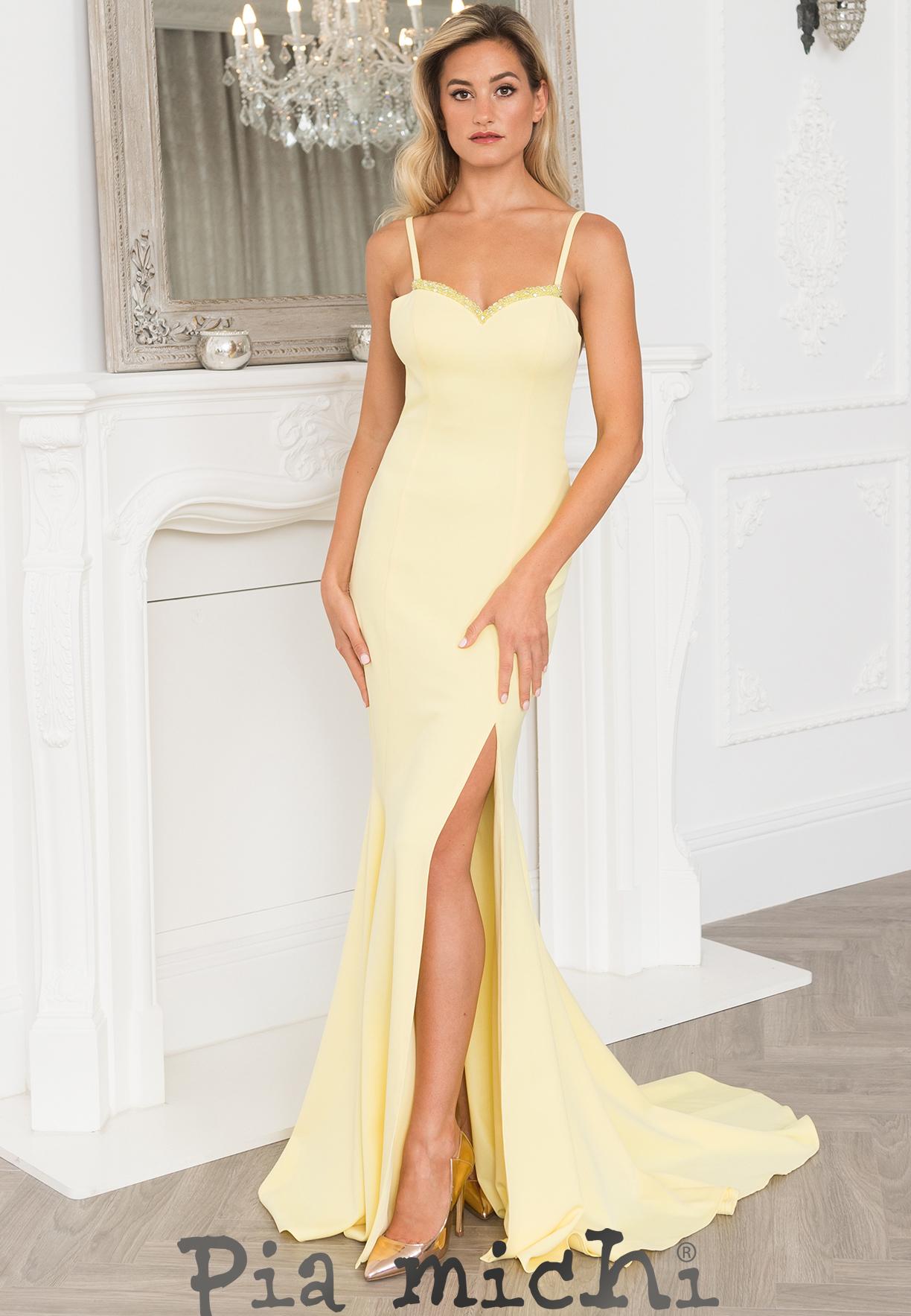 Pia Michi 11281 Dress | MiAmor Boutique, Prom Shop