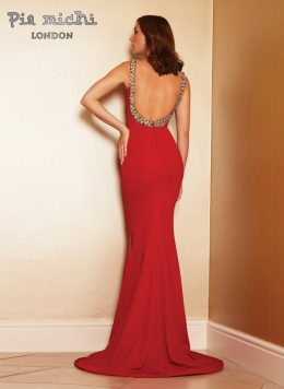 Pia Michi 1221 Prom Dress