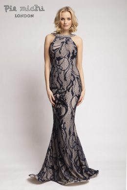 Pia Michi 1563 Prom Dress