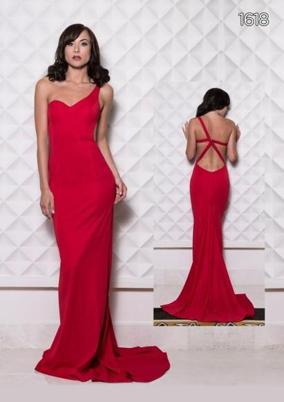 Pia Michi 1618 Prom Dress