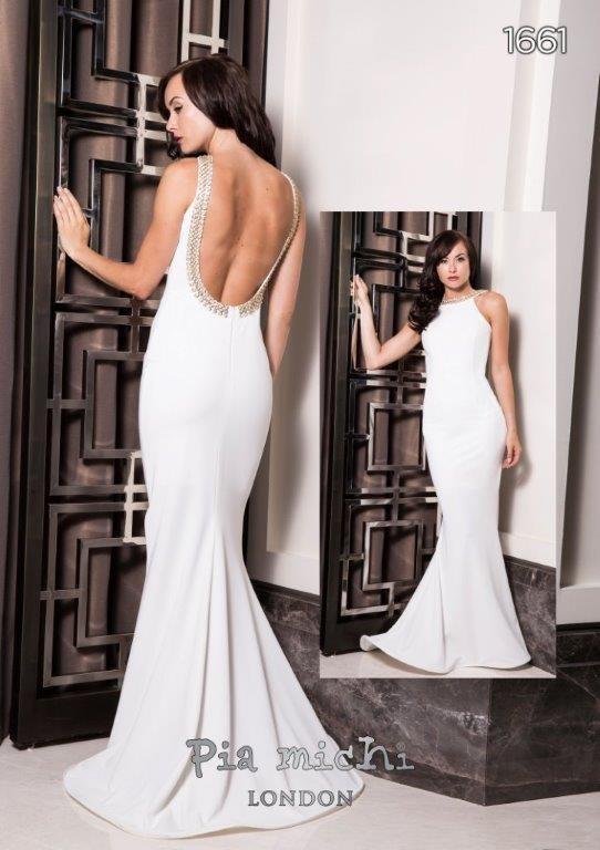 Pia Michi 1661 Prom Dress