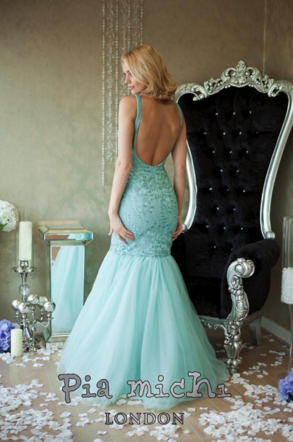 Pia Michi 1720 Prom Dress
