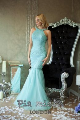 Pia Michi 1720 Prom Dress