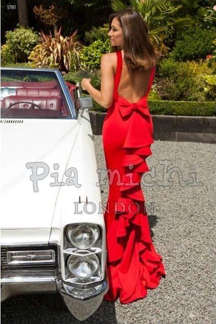 Pia Michi 1791 Prom Dress