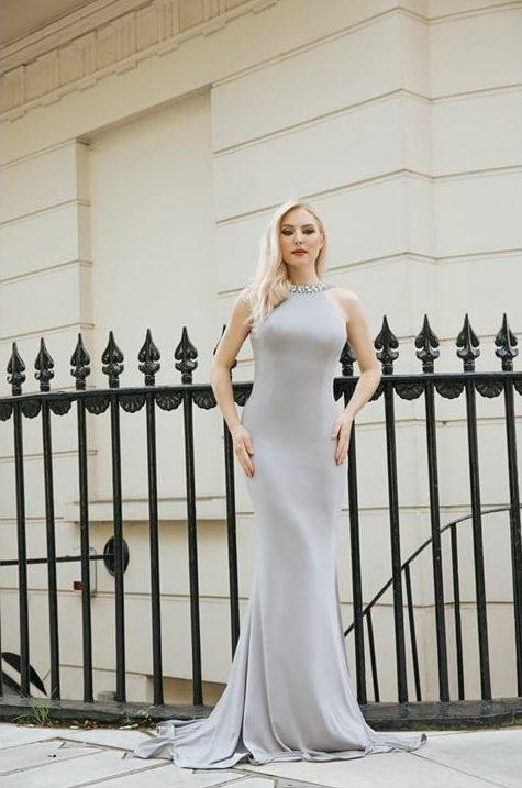 Pia Michi 1799 Prom Dress