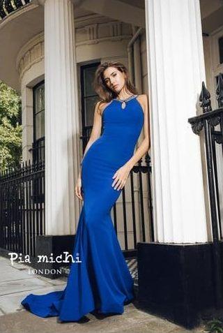 Pia Michi 1844 Prom Dress