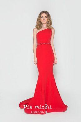 Pia Michi 1952 Prom Dress