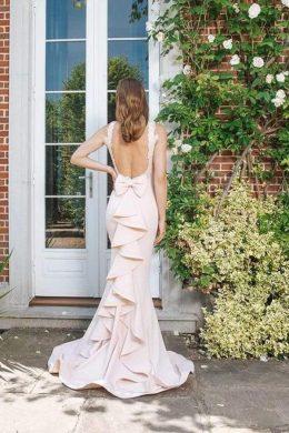 Pia Michi 1976 Prom Dress