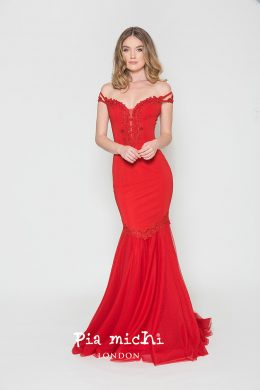 Pia Michi 1988 Prom Dress
