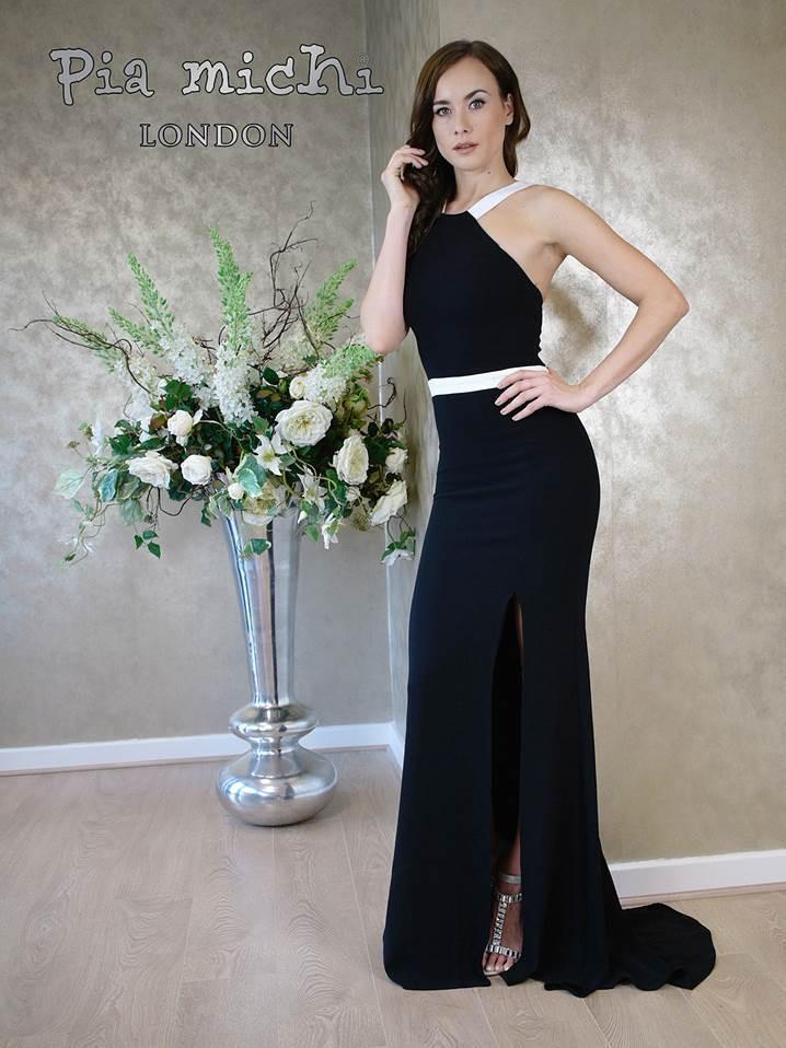 Pia Michi 2867 Prom Dress