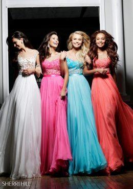 Sherri Hill 11151 Prom Dress
