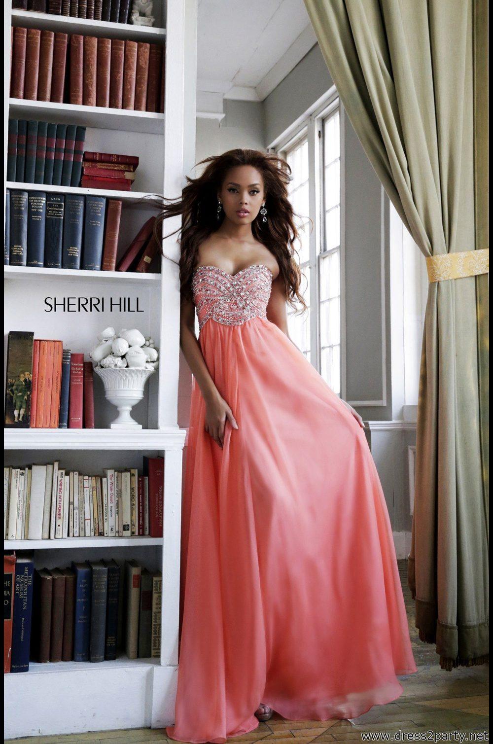Sherri Hill 3908 Prom Dress