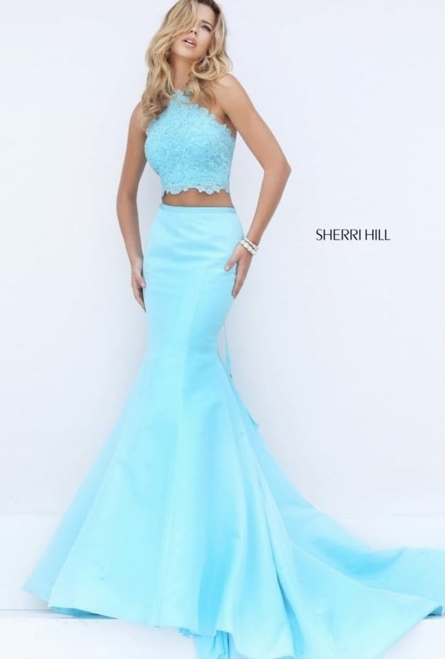 Sherri Hill 50419 Prom Dress