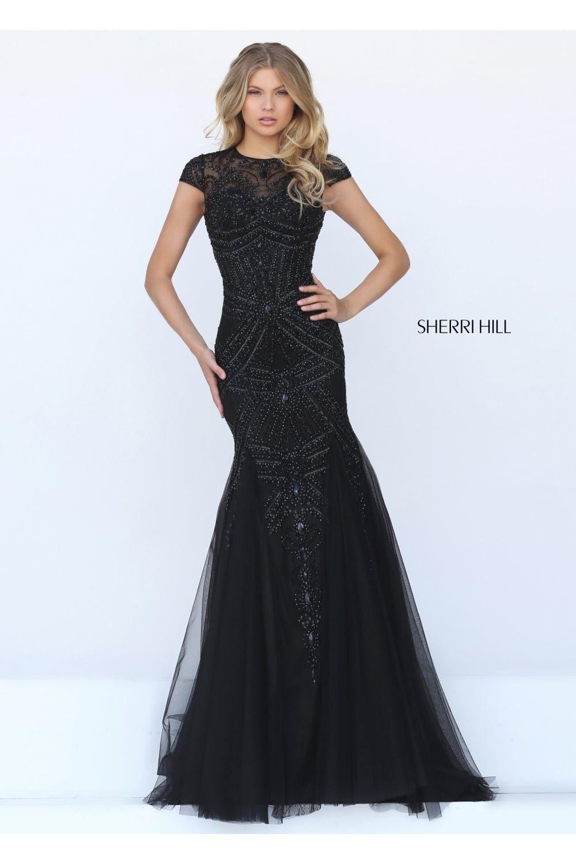 Sherri Hill 50516 Prom Dress