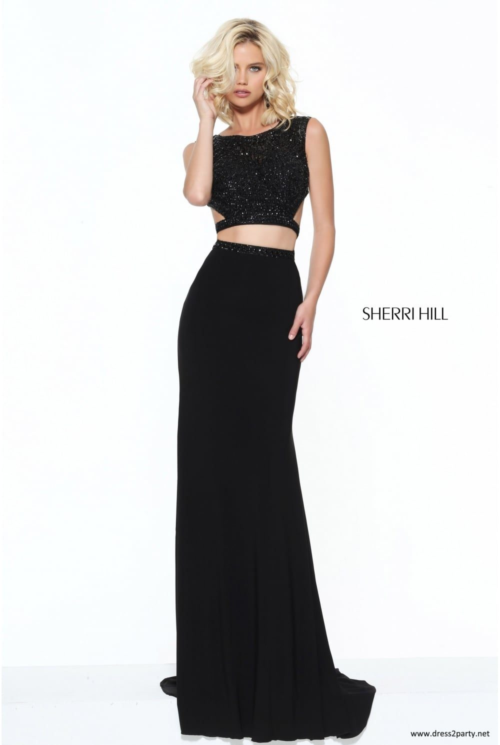 Sherri Hill 50805 Prom Dress