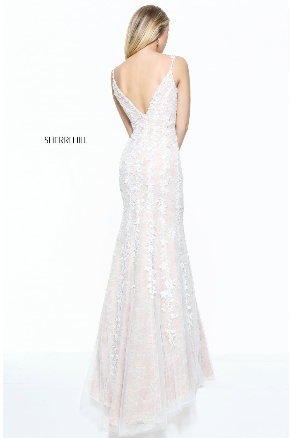 Sherri Hill 50938 Prom Dress