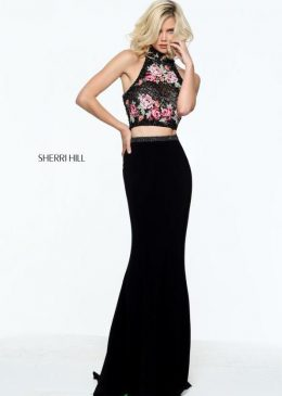 Sherri Hill 51059 Prom Dress