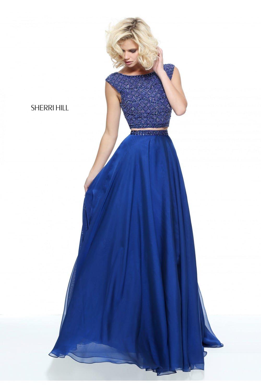 Sherri Hill 51091 Prom Dress