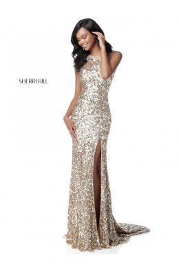 Sherri Hill 51430 Prom Dress