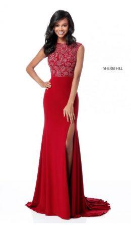 Sherri Hill 51692 Prom Dress