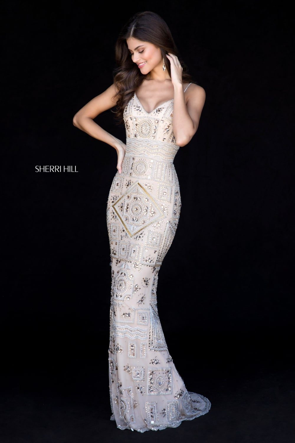 Sherri Hill 51740 Prom Dress