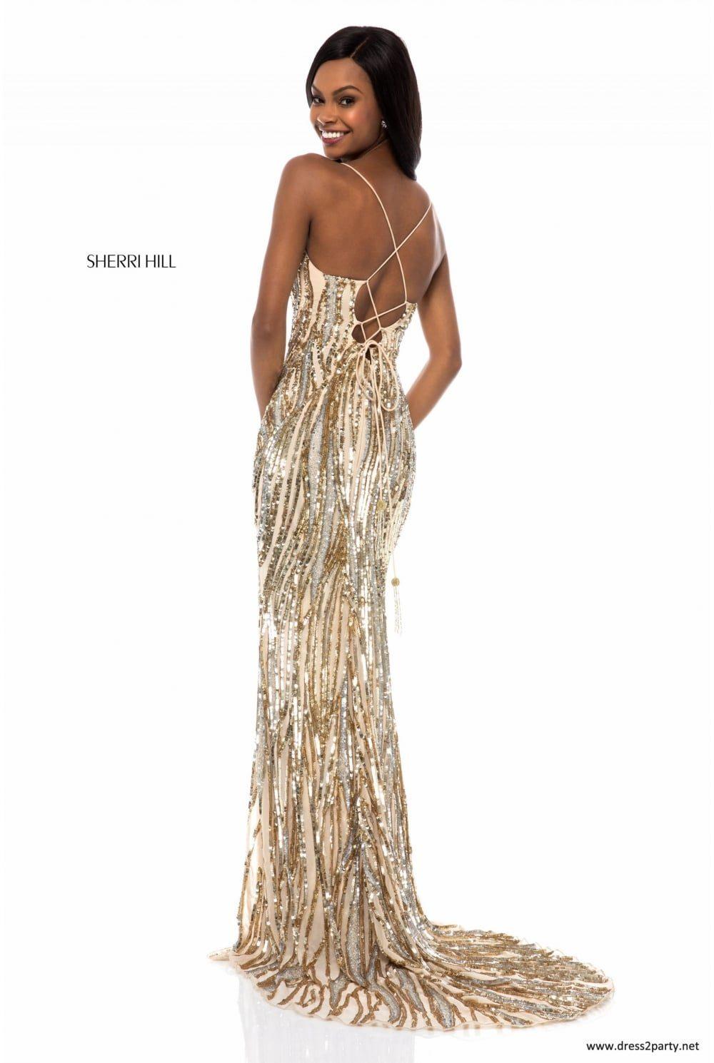 Sherri Hill 51743 Prom Dress