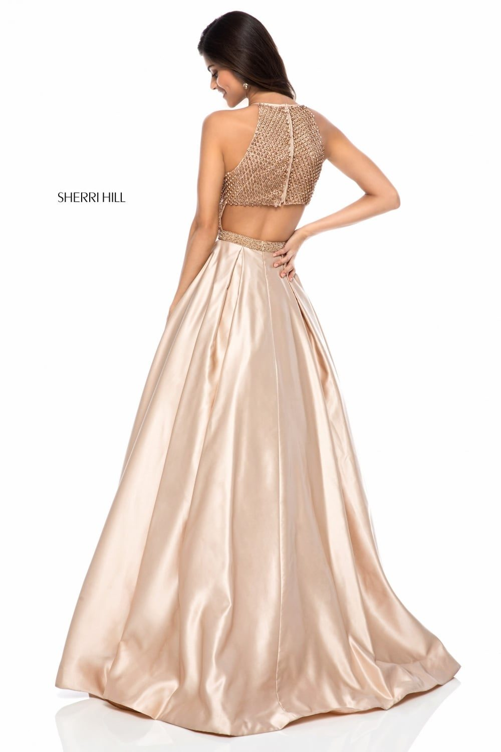 Sherri Hill 52019 Prom Dress