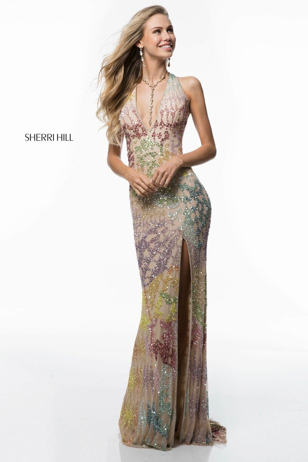 Sherri Hill 52032 Prom Dress
