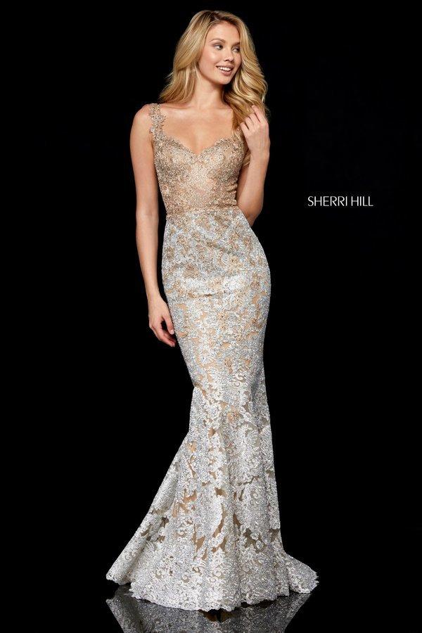 Sherri Hill 52242 Prom Dress