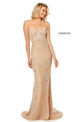 Sherri Hill 52521 Prom Dress