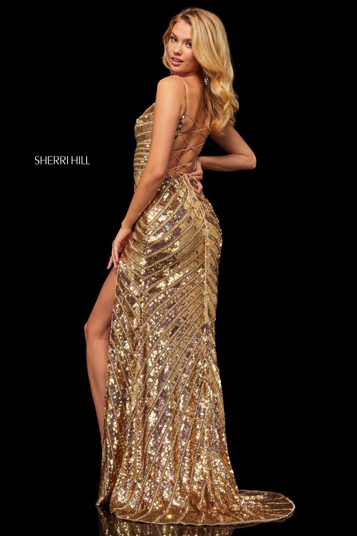Sherri Hill 52558 Prom Dress