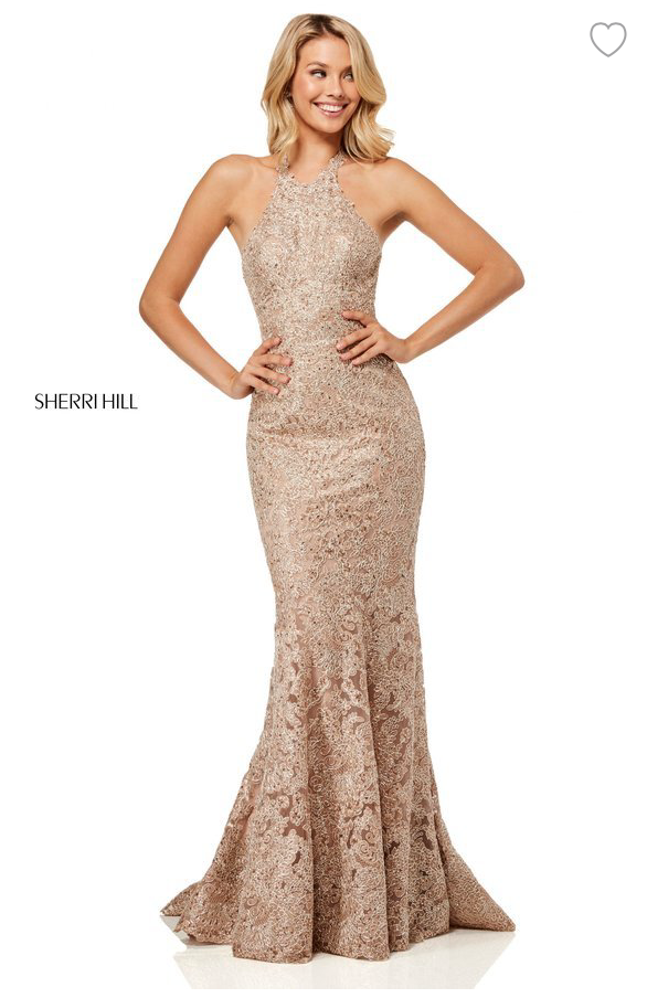 Sherri Hill 52644 Prom Dress