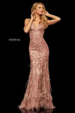 Sherri Hill 52649 Prom Dress