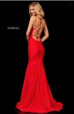 Sherri Hill 52779 Prom Dress