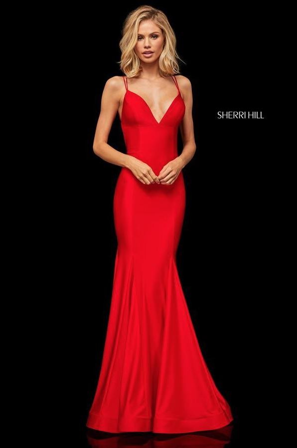 Sherri Hill 52779 Prom Dress