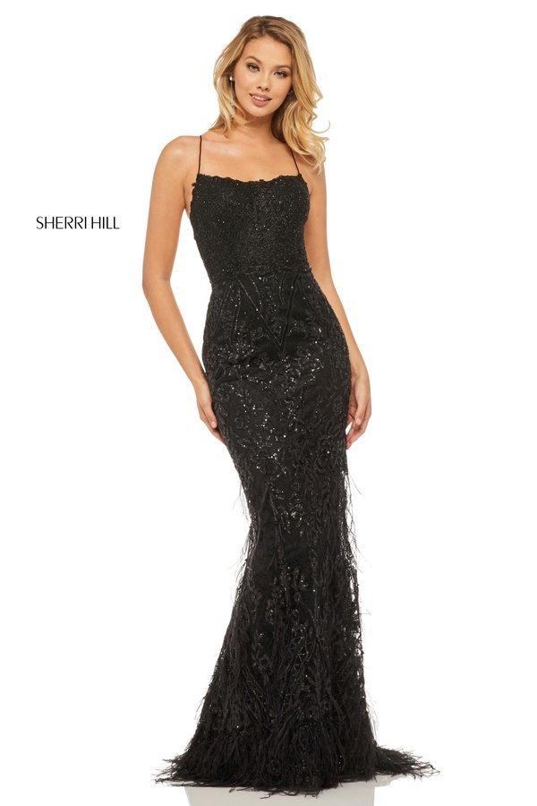 Sherri Hill 52827 Prom Dress